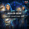 ESO Healer Gear Crafting Set Build Healing - MmonsteR