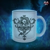"Gixwear Gamer Coffee Mug ""Healer"" (Black)"