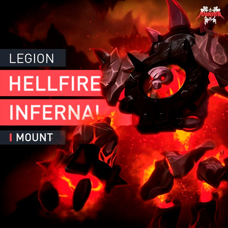 Hellfire Infernal Mount - MMonster