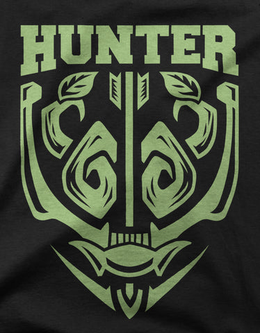 "GIXWEAR Women's T-Shirt ""Hunter"" - MMonster"
