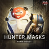 Warlords of New York Secret Hunter Masks Farm Boost - MmonsteR