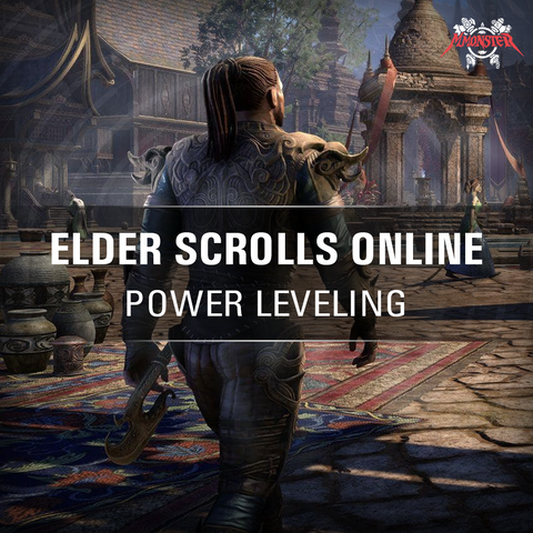 ESO Power Leveling Carry - MmonsteR