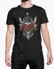 "GIXWEAR Men's T-Shirt ""Damage Dealer"" - MMonster"