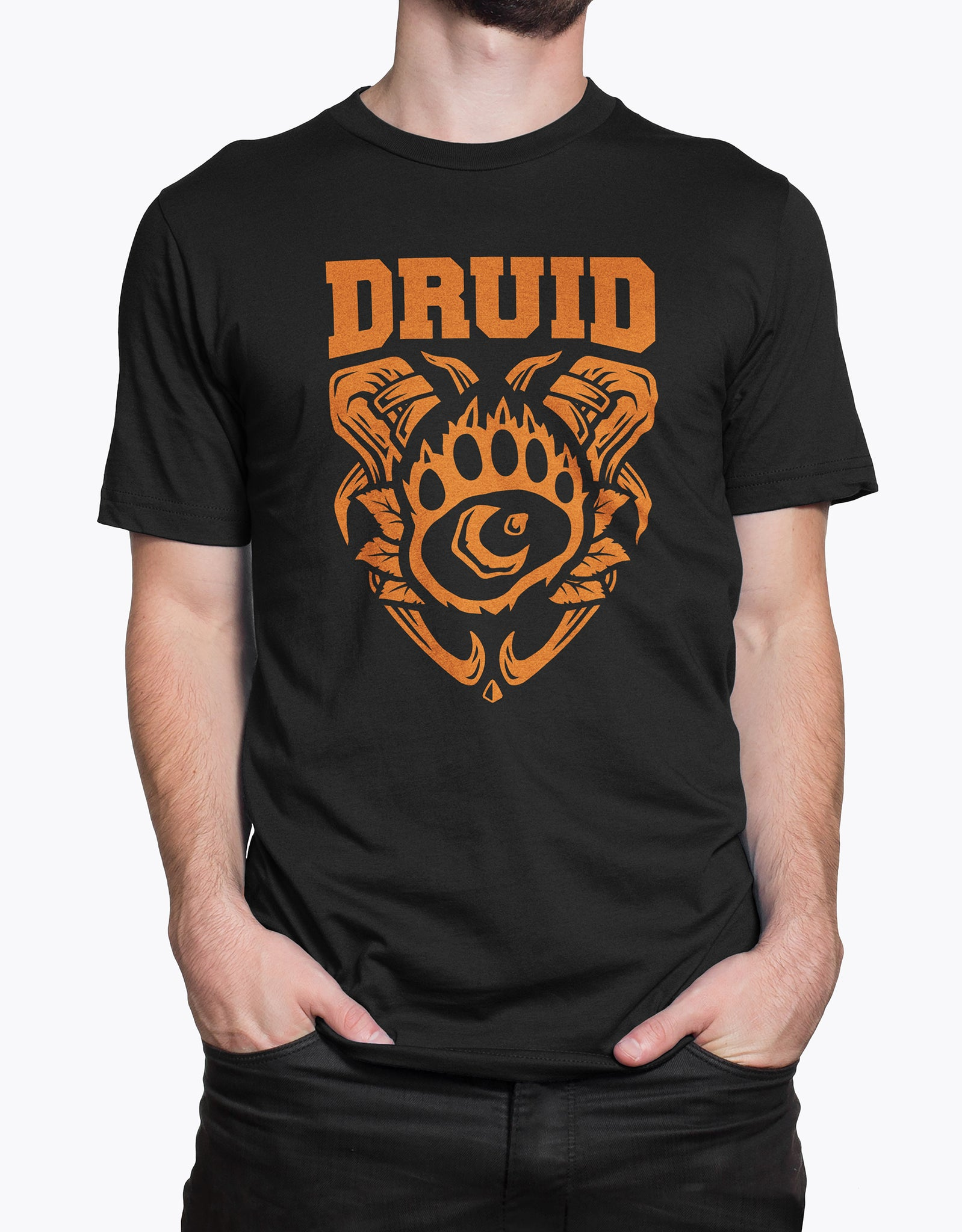 "GIXWEAR Men's T-Shirt ""Druid"" - MMonster"