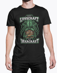 "GIXWEAR Men's T-Shirt ""Lovecraft"" - MMonster"