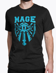 "GIXWEAR Men's T-Shirt ""Mage"" - MMonster"