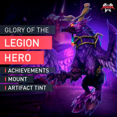 Glory of the Legion Hero - MMonster