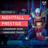 Nightfall Prestige Mode - MMonster