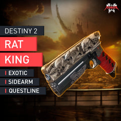 Rat King Exotic Quest (Exotic Sidearm) - MMonster