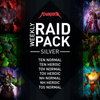 Legion Weekly Raid Pack Silver - MMonster