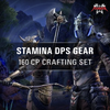 ESO Stamina DPS Gear Crafting Set Build Meele