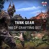 ESO Tank Gear Crafting Set Build Tanking
