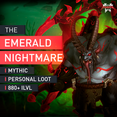 The Emerald Nightmare Mythic - MMonster