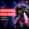 The Nighthold Heroic Full Gear - MMonster