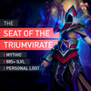 Seat of the Triumvirate