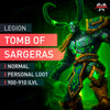 Tomb of Sargeras Normal Personal Loot Run - MMonster