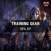Training Gear Set +78% XP 12 Items Leveling ESO