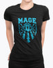 "GIXWEAR Women's T-Shirt ""Mage"" - MMonster"