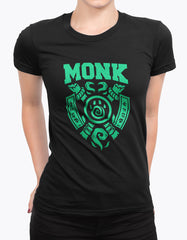"GIXWEAR Women's T-Shirt ""Monk"" - MMonster"