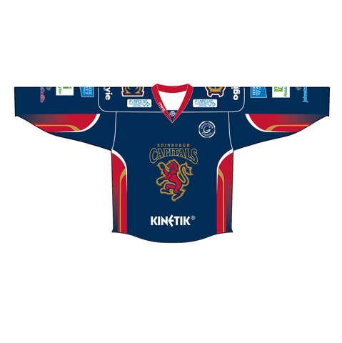 2017/18 Edinburgh Capitals Home Jersey