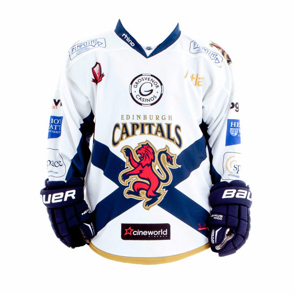 A Legacy Edinburgh Capitals Away Jersey - 2015/16