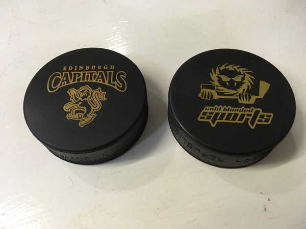 Puck - Caps Hockey