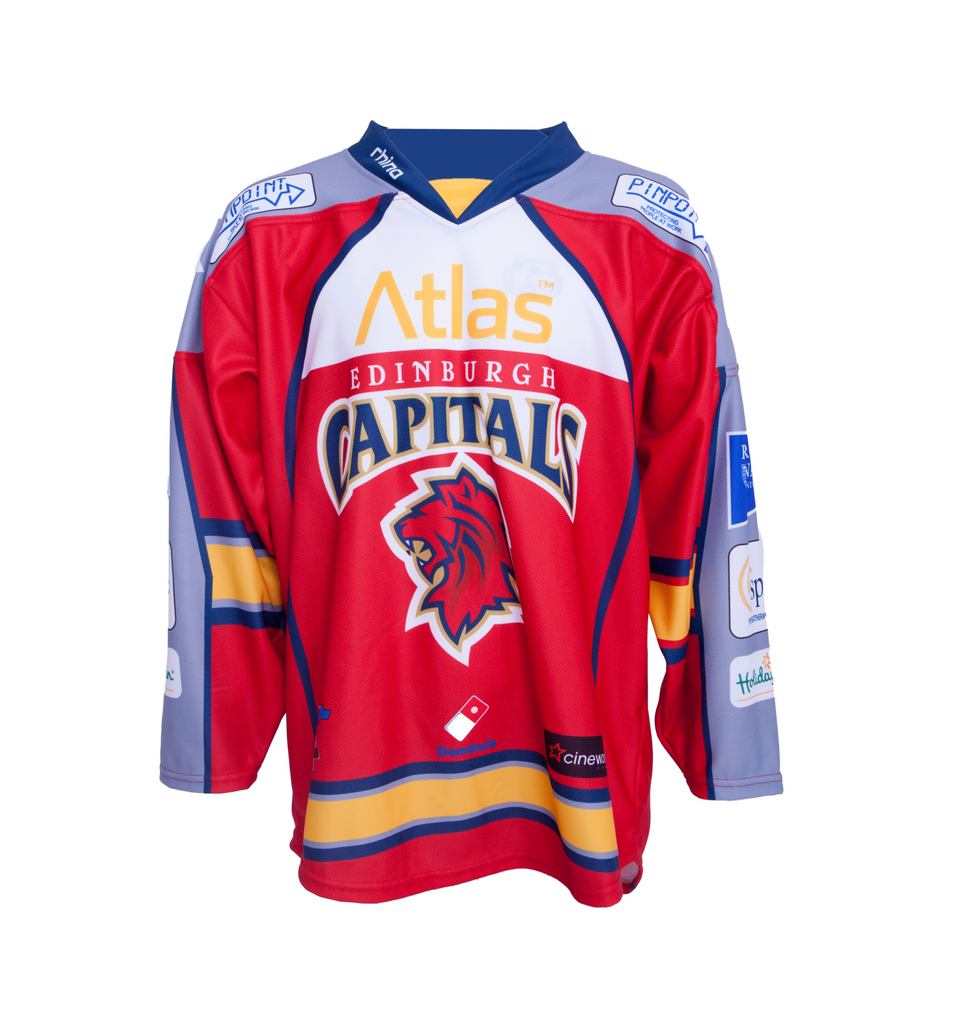 A Scottish National League (SNL) Edinburgh Capitals Jersey