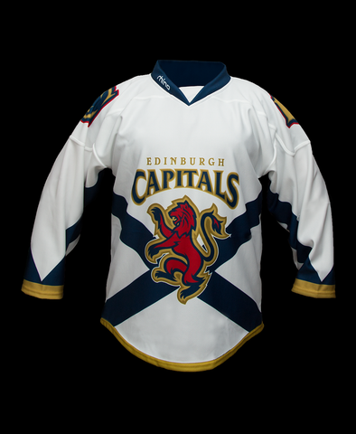 Legacy Edinburgh Capitals Away Jersey - 2018/19