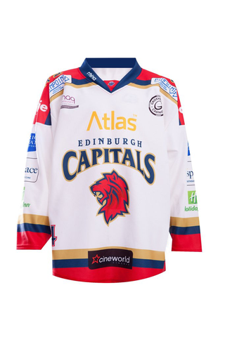 2016/17 Edinburgh Capitals Away Jersey
