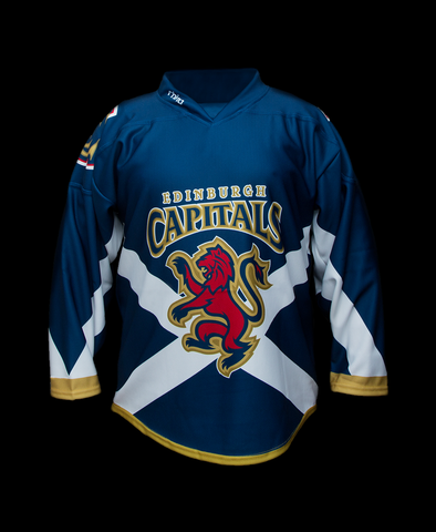 Legacy Edinburgh Capitals Home Jersey - 2018/19