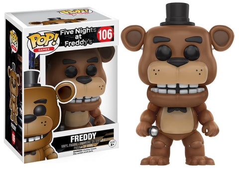 Five Nights at Freddy's - Freddy - ToyKraze