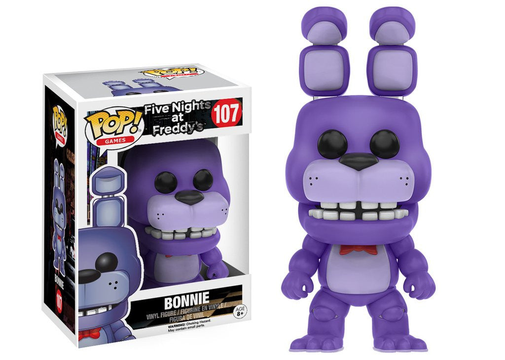 Five Nights at Freddy's - Bonnie - ToyKraze