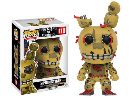 Five Nights at Freddy's - Springtrap - ToyKraze