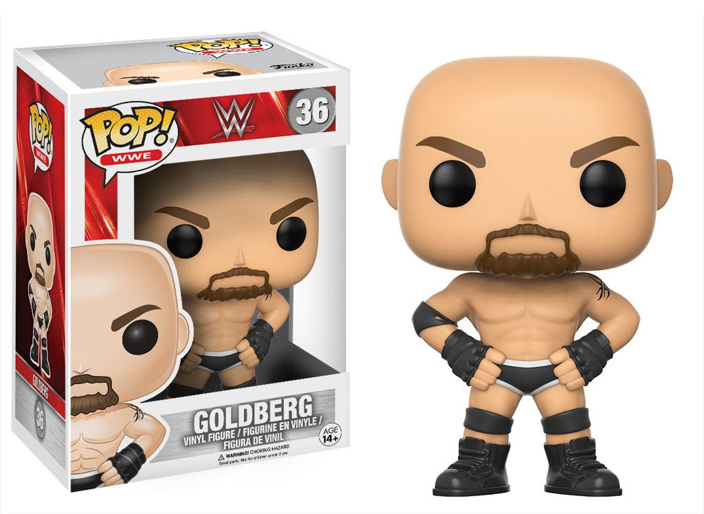 Funko Pop! WWE - Goldberg