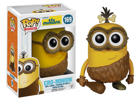 Funko Pop Movies! Minions - Cro-Minion - ToyKraze