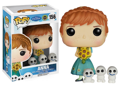 Funko POP! Disney Frozen Fever - Anna - ToyKraze