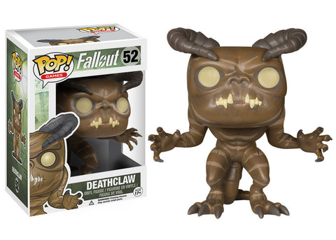 Funko Pop Games! Fallout - Deathclaw - ToyKraze