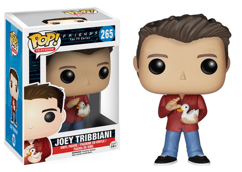 Funko Pop! Friends - Joey Tribbiani - ToyKraze