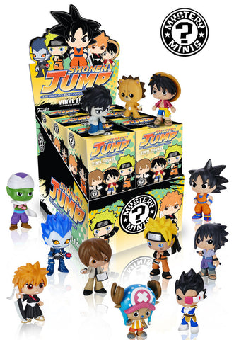 Funko Mystery Mini - Best of Anime Series 2 Case - ToyKraze