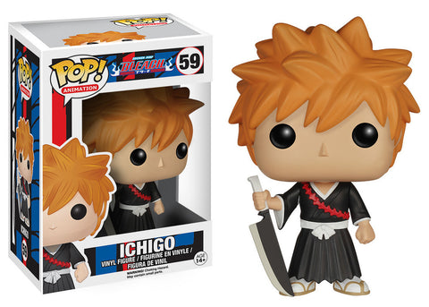 Funko Pop! Bleach - Ichigo - ToyKraze
