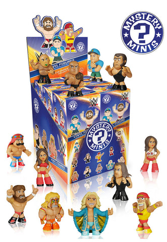 Funko Mystery Mini - WWE Display Case of 12 - ToyKraze