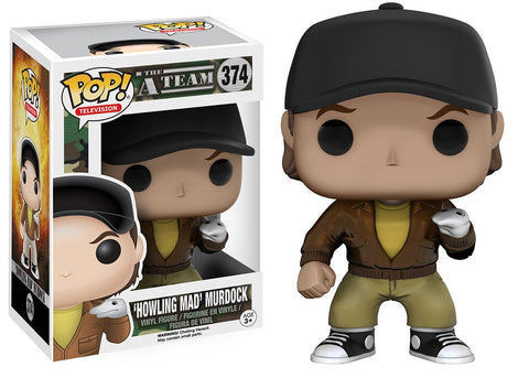 "Funko Pop! A-Team: ""Howling Mad"" Murdoch - ToyKraze"