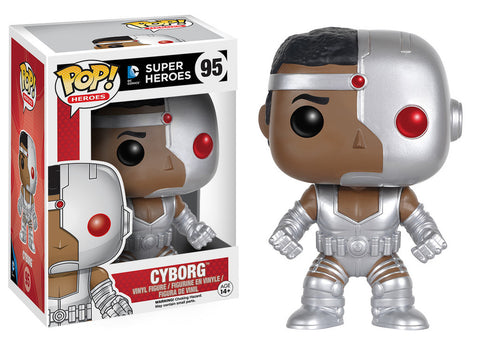 DC Super Heroes: Classic Cyborg - ToyKraze