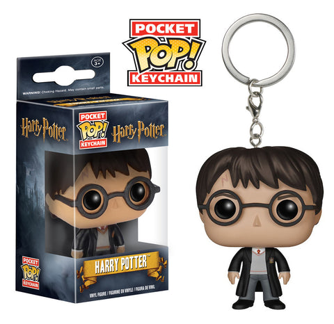 Harry Potter Pocket Pop Keychain - Harry Potter - ToyKraze