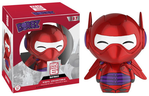 Dorbz: Big Hero 6 - Baymax (Armor)