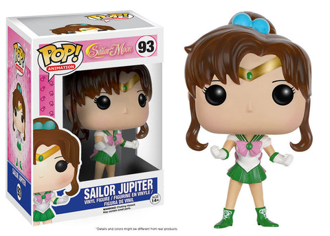 Funko Pop! Sailor Moon - Sailor Jupiter - ToyKraze