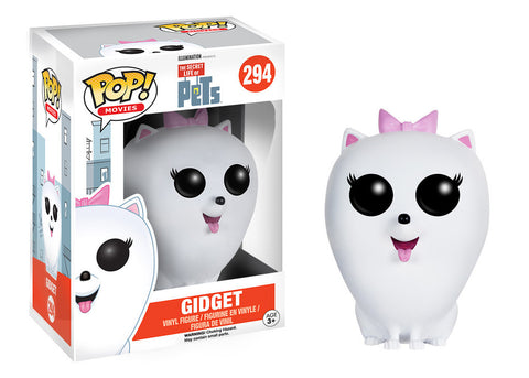 Pop! Secret Life of Pets: Gidget - ToyKraze