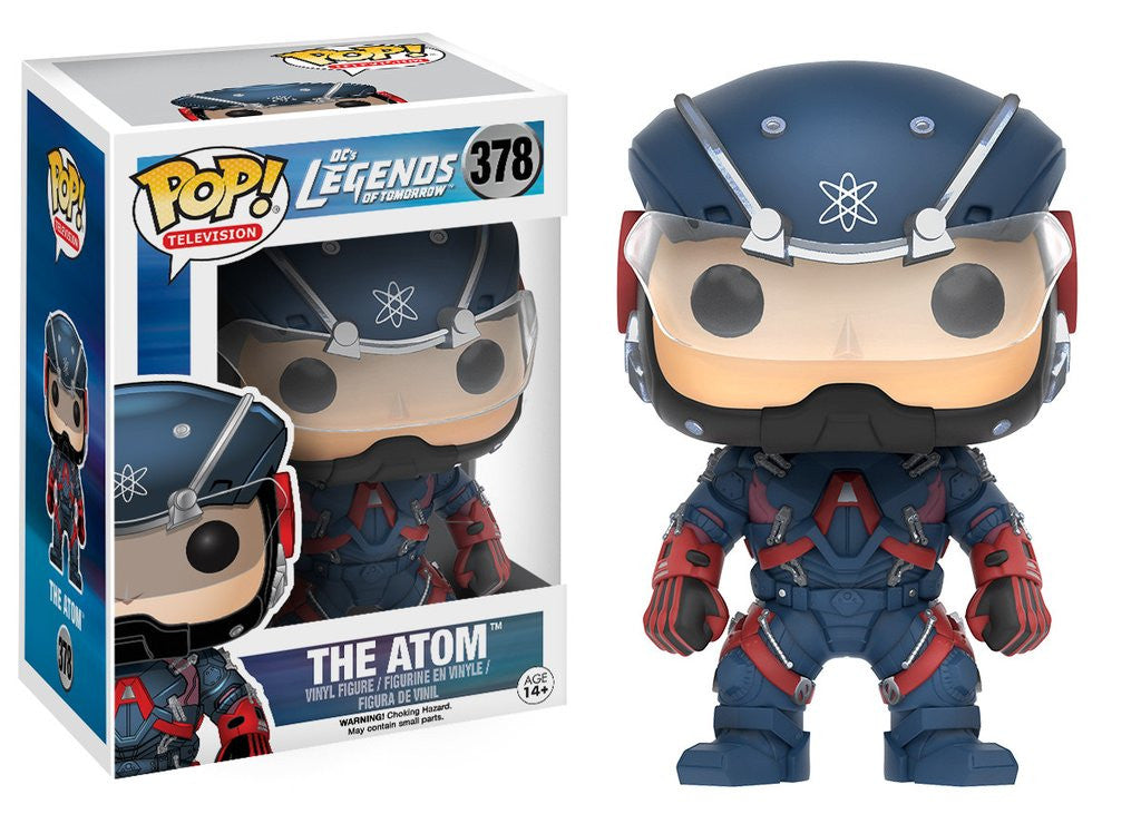 Funko Pop! Legends of Tomorrow - Atom - ToyKraze