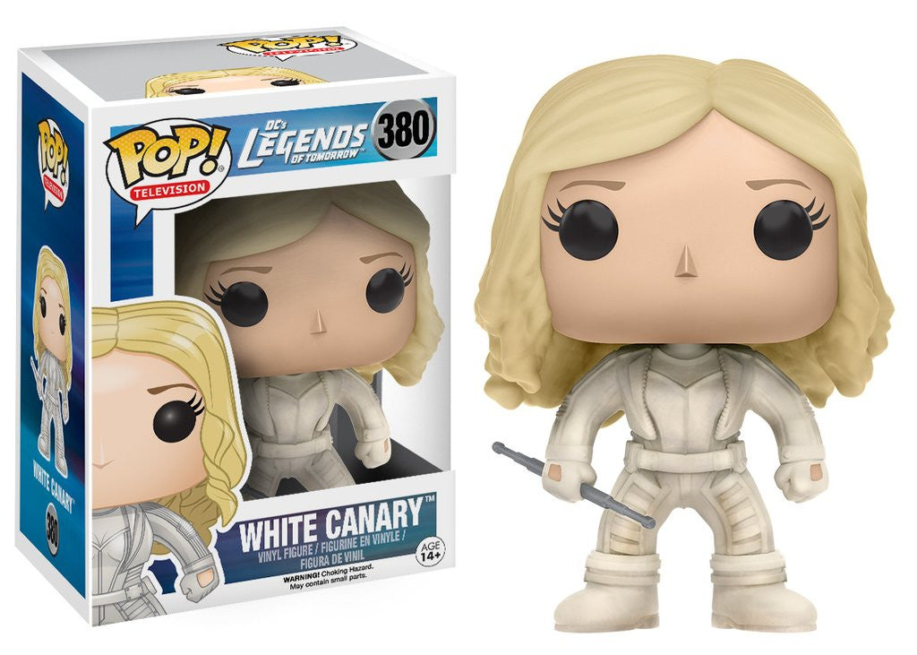 Funko Pop! Legends of Tomorrow - White Canary - ToyKraze