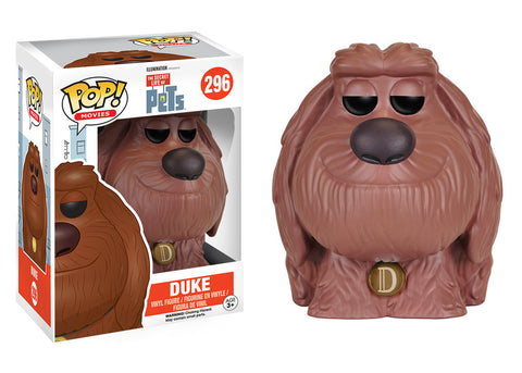 Pop! Secret Life of Pets: Duke - ToyKraze